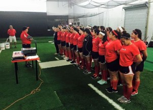TFS STX March 2015 Clinic